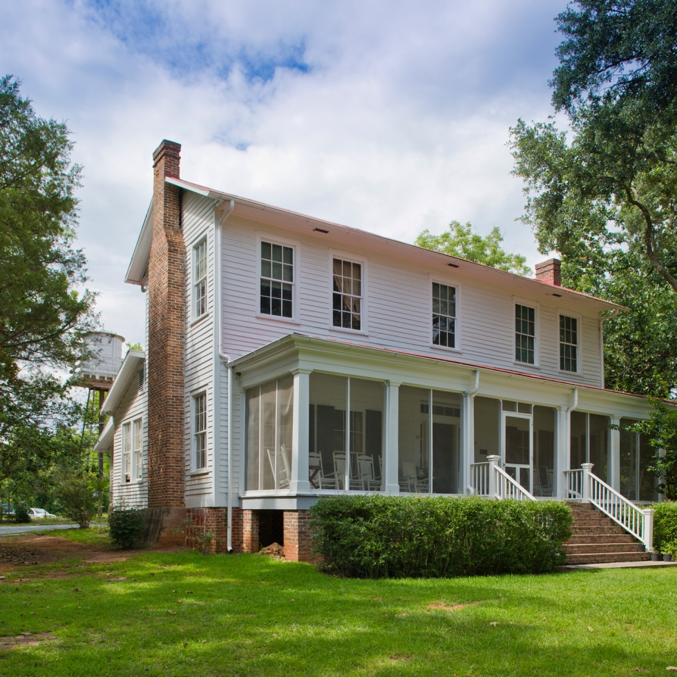 Andalusia Farm home of Flannery O'Connor