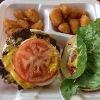 AJ's Burger, Milledgeville