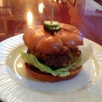 Aubri Lanes Burger