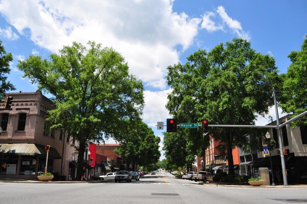 Milledgeville Main Street