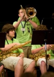 GCSU music camp