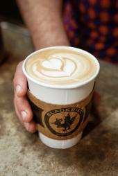 Blackbird Coffee in Milledgeville