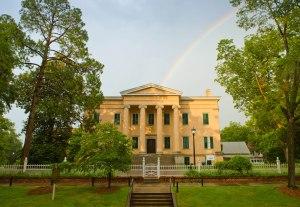 Old Governor's Mansion, Milledgeville