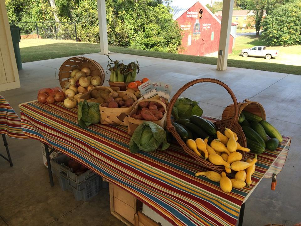 Milledgeville Farmers Markets