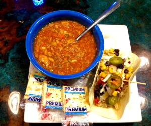 Soup at Gringos