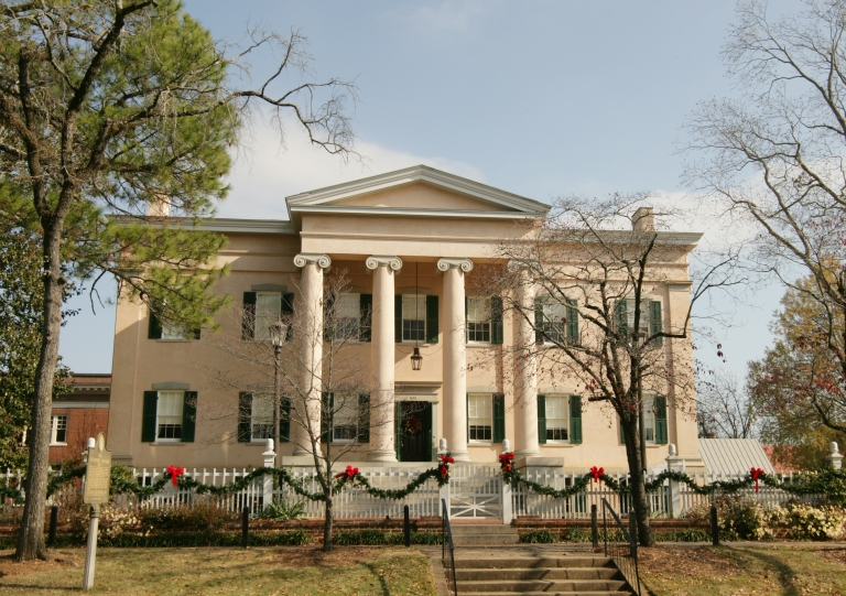 011-Old Governors Mansion-MilledgevilleBaldwin County -120707