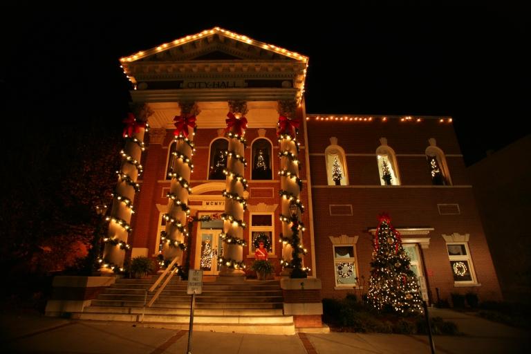 011-Downtown Christmas-MilledgevilleBaldwin County -120707