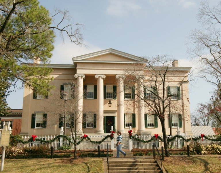 012-Old Governors Mansion-MilledgevilleBaldwin County -120707